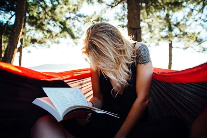 Hammock Reading - The Cabal Magazine